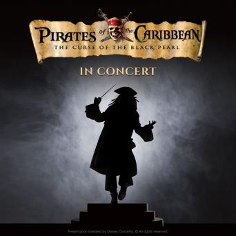 Pirates of the Caribbean 1 - Disney in Concert Samsung Hall Zürich Dübendorf Tickets