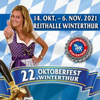 22. Oktoberfest Winterthur Reithalle Winterthur Winterthur Tickets
