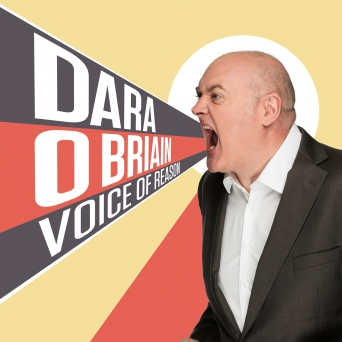 Dara O'Briain - Voice Of Reason Diverse Locations Diverse Orte Tickets