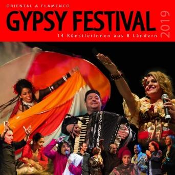 13. Oriental & Flamenco-Gypsy Festival Volkshaus Zürich Tickets