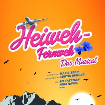 Heiweh-Fernweh das Musical Halle 1 Messe Luzern Luzern Tickets