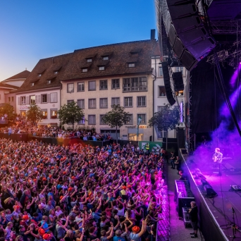 Stars in Town 2017 Herrenacker Schaffhausen Tickets