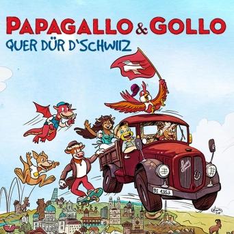Papagallo & Gollo Diverse Locations Diverse Orte Tickets