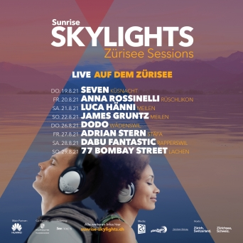 Sunrise Skylights Zürisee Sessions Diverse Locations Diverse Orte Tickets