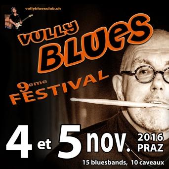 Vully Blues Festival Caveaux du village de Praz 1788 Praz (Vully FR) Billets