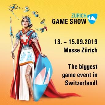 Zurich Game Show 2019 Messe Zürich Zürich Tickets