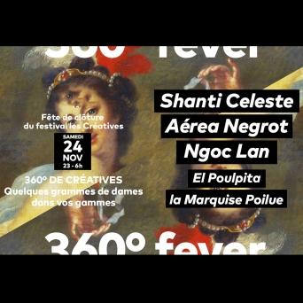 360° de Créatives Audio Club Genève Billets