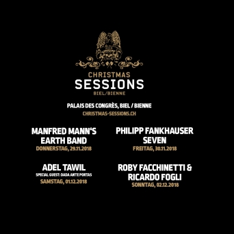Christmas Sessions 2018 Kongresshaus Biel Tickets
