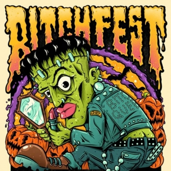 Bitch Fest IV Sommercasino Basel Tickets