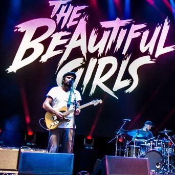 The Beautiful Girls (AUS) Bogen F Zürich Tickets