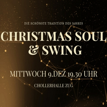 Christmas Soul & Swing Chollerhalle Zug Tickets