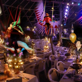 Weihnachtscircus 2017 Diverse Locations Diverse Orte Tickets