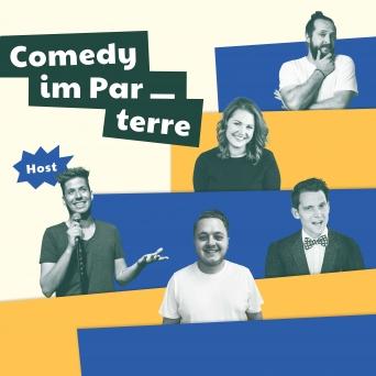 Comedy im Parterre #8 Parterre Luzern Tickets