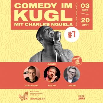 Comedy im KUGL #7 KUGL St.Gallen Tickets