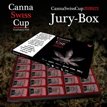 CannaSwissCup 2020/21 BERNEXPO Bern Tickets