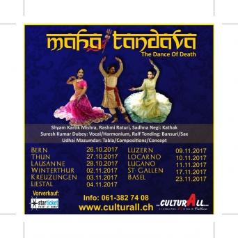 Mahatandava Diverse Locations Diverse Orte Tickets