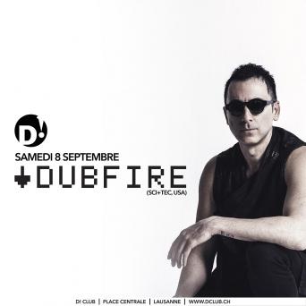 Dubfire D! Club Lausanne Billets