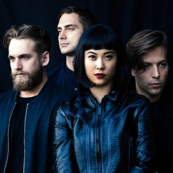 The Naked and Famous (NZ) Les Docks Lausanne Tickets