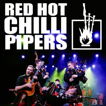 Red Hot Chilli Pipers - «Fresh Air» Diverse Locations Diverse Orte Tickets