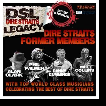 Dire Straits Legacy Volkshaus Zürich Tickets