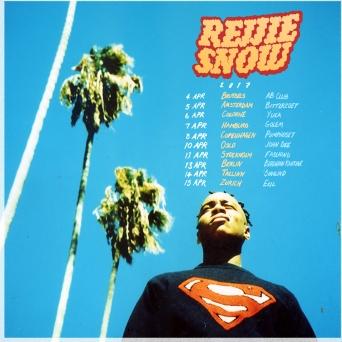 Rejjie Snow Exil Zürich Tickets