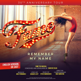 Fame - The Musical MAAG Halle Zürich Tickets