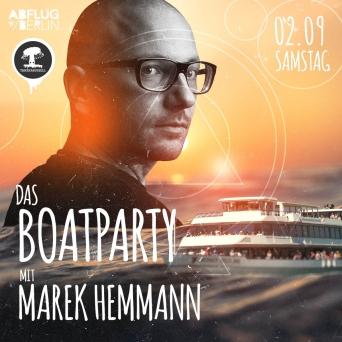Tanzkarussell & Abflug Berlin Partyboat: Marek Hemmann MS Berner Oberland (ThS) Thun Tickets
