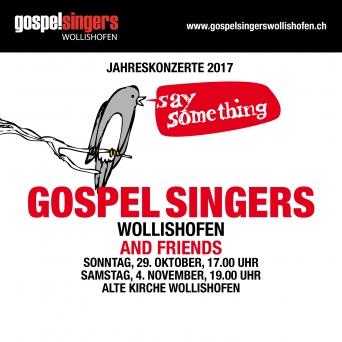 Gospel Singers Wollishofen Alte Kirche Wollishofen Zürich Tickets