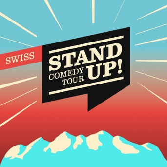 Stand Up! Swiss Comedy Tour Diverse Locations Diverse Orte Tickets