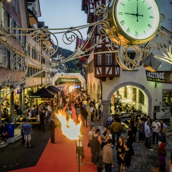 Jazztage Lichtensteig 2016 Altstadt Lichtensteig Biglietti