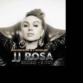 Concert JJ Rosa Chauderon 18 - No Name Lausanne Billets