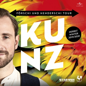 Kunz Diverse Locations Diverse Orte Tickets