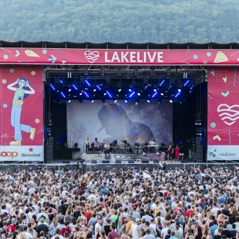 Lakelive 2019 Expo-Park Biel/Nidau Nidau Tickets