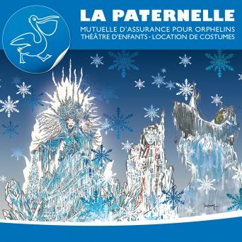 La Reine des Neiges, la vraie histoire Théâtre Beaulieu Lausanne Billets