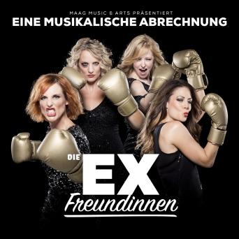 Die Exfreundinnen MAAG Halle Zürich Tickets