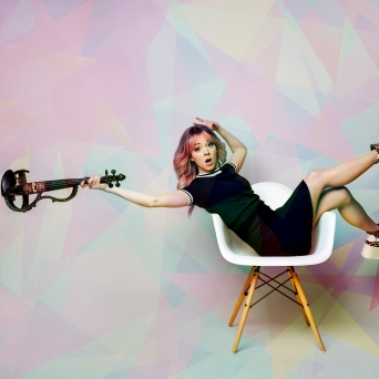 Lindsey Stirling Samsung Hall Zürich Dübendorf Tickets