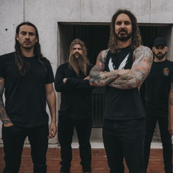 As I Lay Dying Volkshaus Zürich Tickets