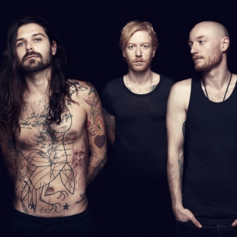 Biffy Clyro Zielbau Arena Winterthur Tickets