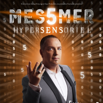 Messmer 2021 Théâtre du Léman Genève Billets