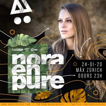 Nora En Pure MÄX Zürich Tickets