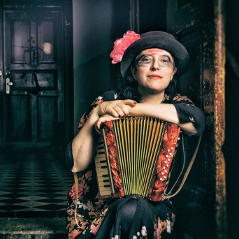 """""""Erika Sings the Blues"""" Reithalle Kaserne Basel Tickets"""