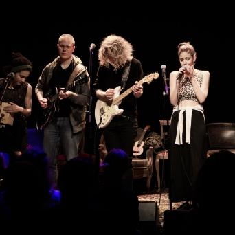 Songwriter Slam im Oktober Parterre One Music Basel Tickets