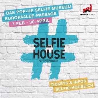 SelfieHouse Europaallee Passage Zürich Tickets