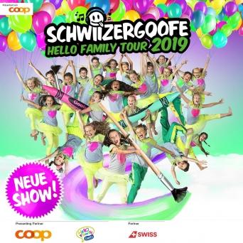 Schwiizergoofe Diverse Locations Diverse Orte Tickets