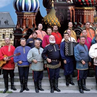 Bolschoi Don Kosakenchor Diverse Locations Diverse Orte Tickets
