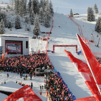 Audi FIS Ski World Cup Adelboden 2017 Chuenisbärgli Adelboden Tickets