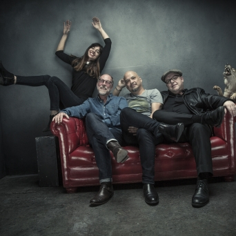 Pixies (USA) Auditorium Stravinski Montreux Tickets
