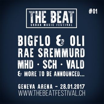 The Beat #01 - Urban Music Festival Arena Genève Biglietti