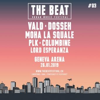 The Beat #03 Arena Genève Billets