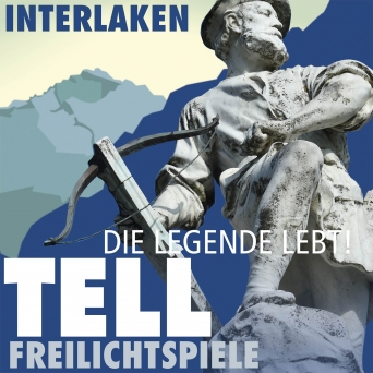Tell-Freilichtspiele Interlaken 2019 Tell-Freilichtspiele Interlaken Matten Tickets